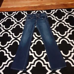 American Eagle jeans size 2 slim boot